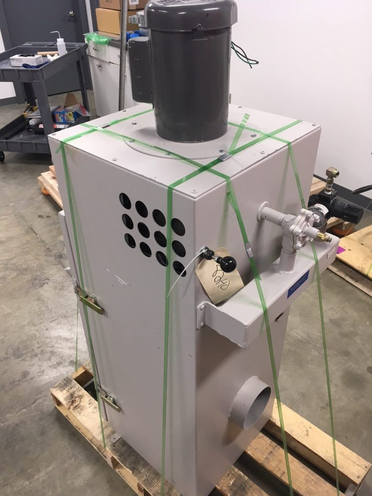 Guyson u2013 Industrial Blast Cabinet and Dust Collection & Guyson Blast Cabinet - Pivot AM Service | AM and RP Equipment ...